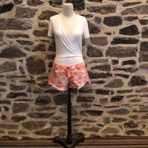 Rip Curl Coral Jean Shorts